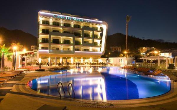 palača mardan, najskuplji hotel u Turskoj