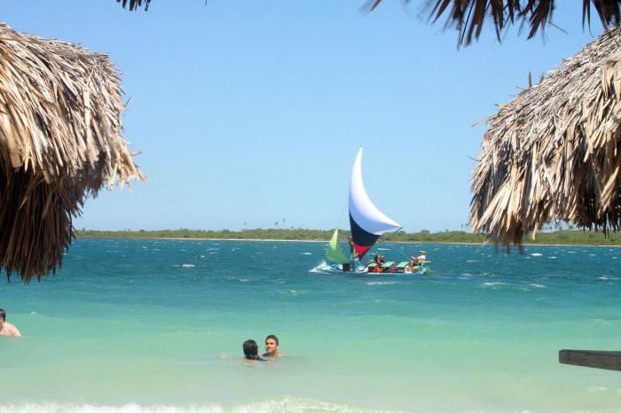 calde spiagge brasiliane
