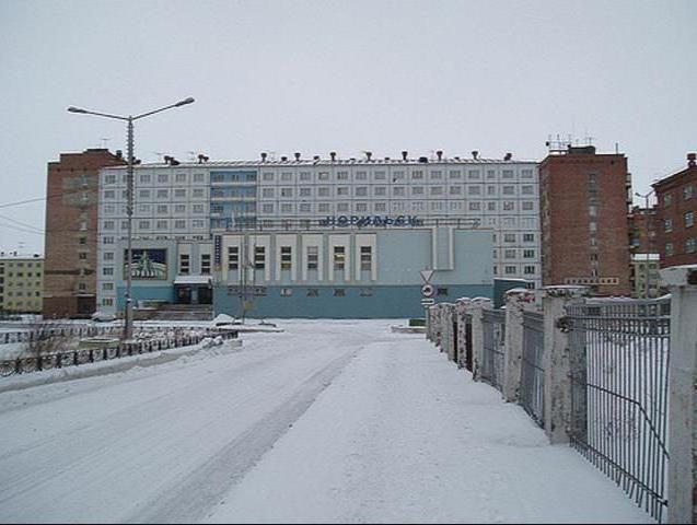 хотели в Норилск