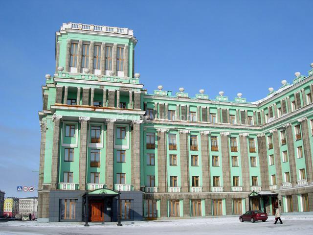 Хотел Норилск Полярна звезда