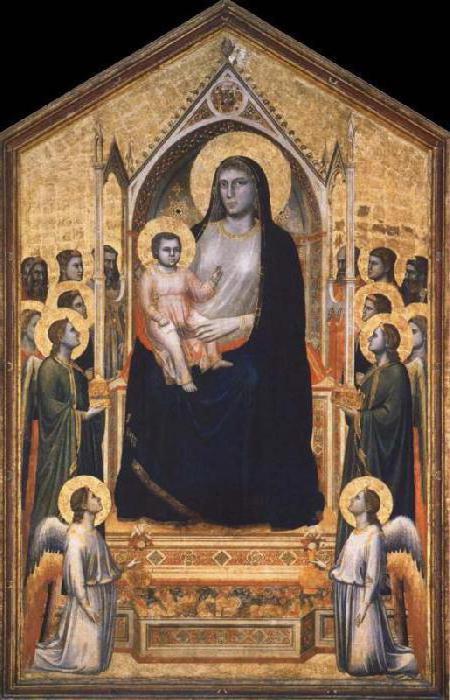 Най-известните картини на Giotto di bondone