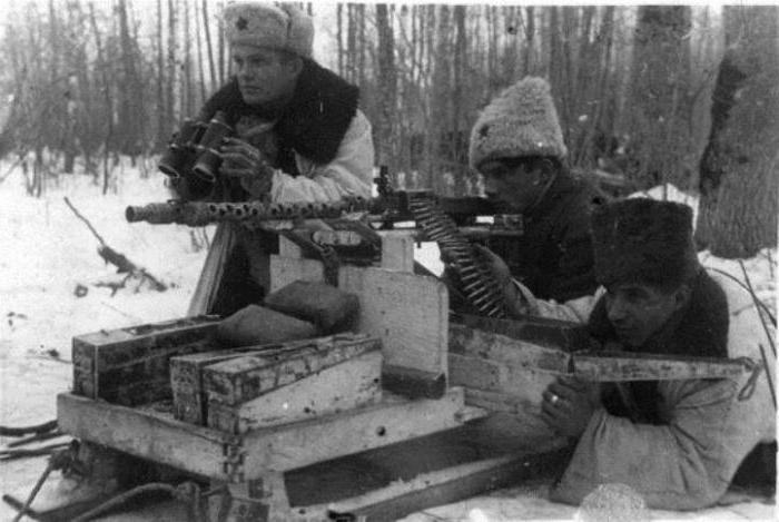eroi scouts dell'Unione Sovietica