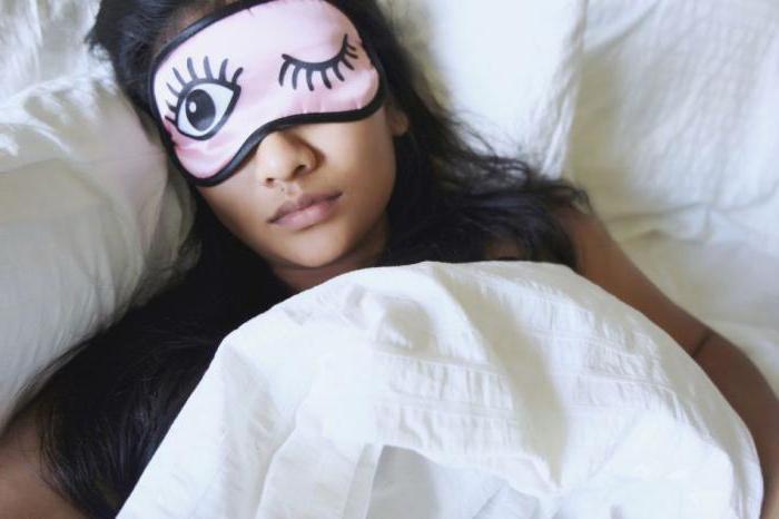 elenco di fatti cognitivi sul sonno