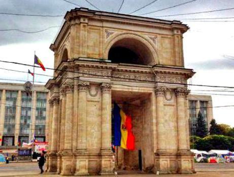 monumenti della Moldavia