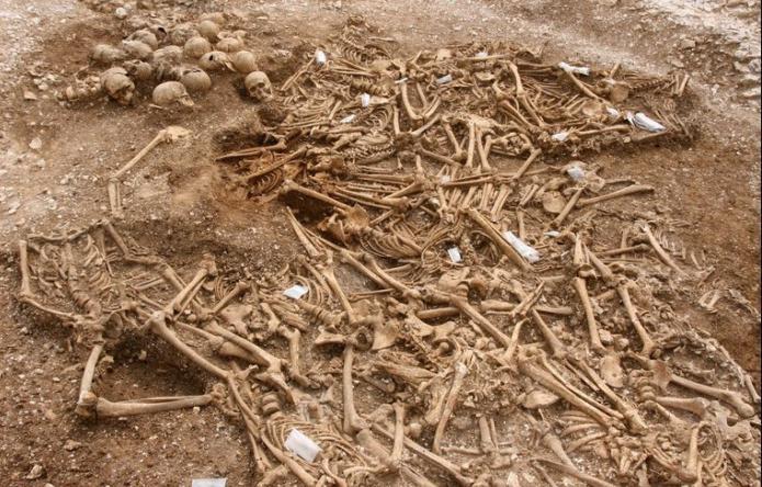 Archeologické nálezy, foto
