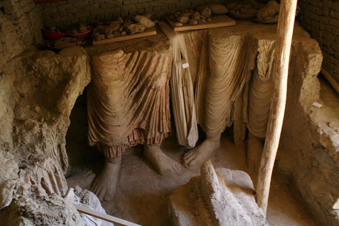 Neznámé archeologické nálezy
