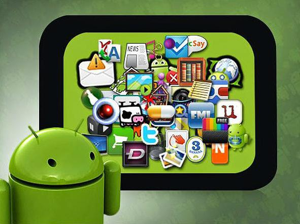 vrh potrebne aplikacije za android