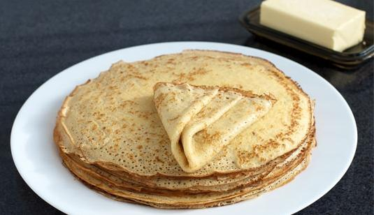 ricetta per pancake al latte acido
