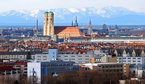 jakie są miasta w Niemczech