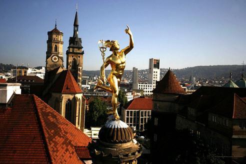 duże miasta w Niemczech