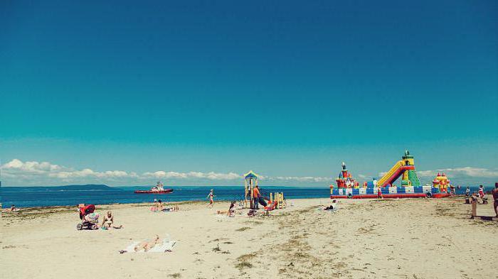 spiagge della foto di Vladivostok