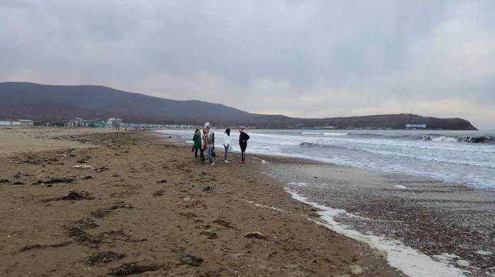 Le spiagge di Vladivostok dove si può nuotare