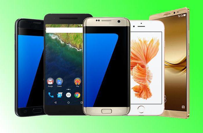gli smartphone più potenti