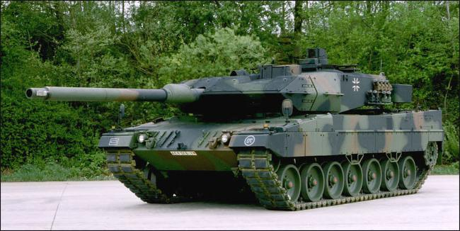Il carro armato più potente del mondo