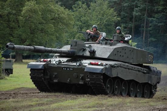 Top dei più potenti carri armati del mondo