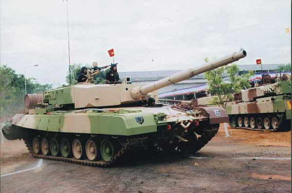 Carro armato indiano