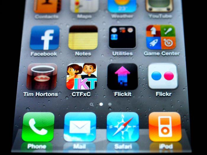 najlepsze użyteczne aplikacje na iPhone'a