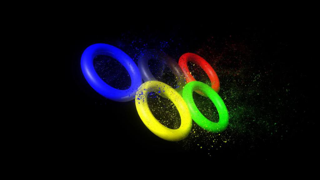 олимпиц рингс