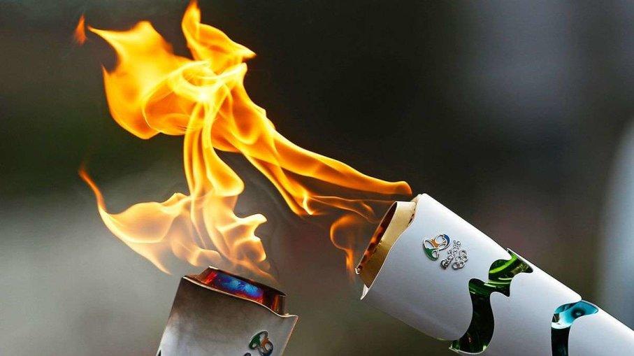 Олимпијски пламен