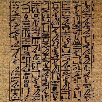 Storia della scrittura egiziana antica