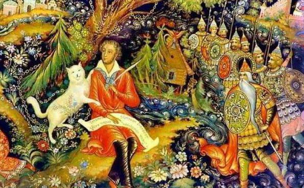 имена на руски народни приказки