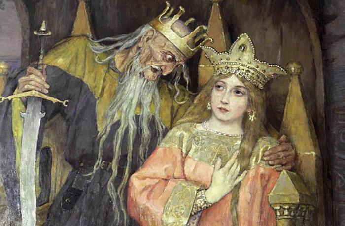 Руски народни приказки и автори
