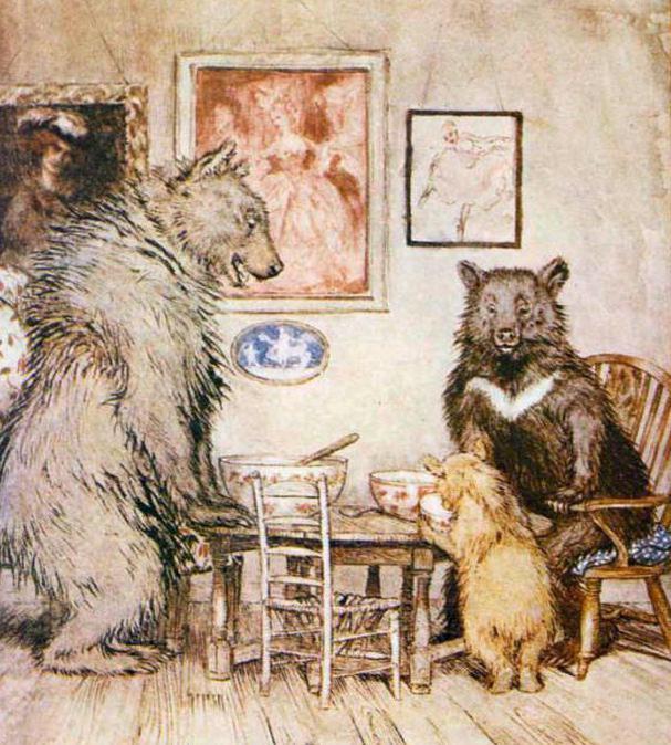 приказки за лисиците руски народни имена
