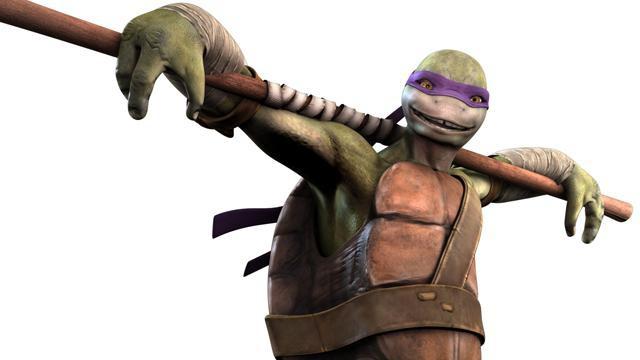 Donatello Ninja Turtles Fotografije