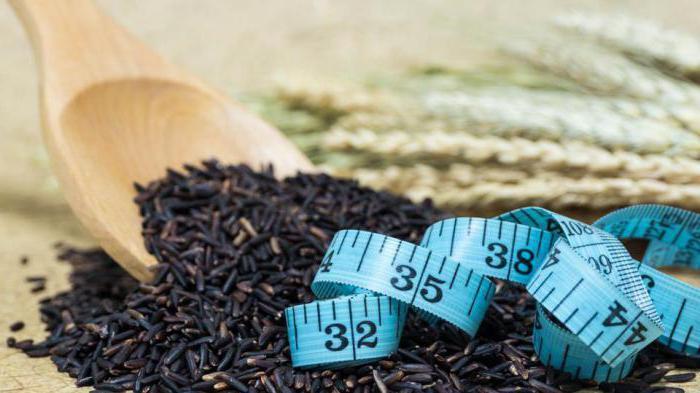 riž živilske vrednosti 100g