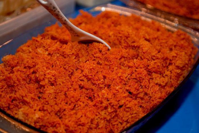 kemična sestava in hranilna vrednost riža