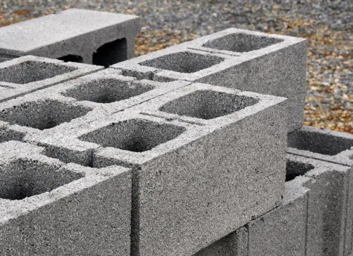 veličina bloka od gline