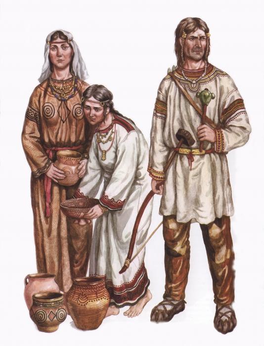 теория за произхода на славяните