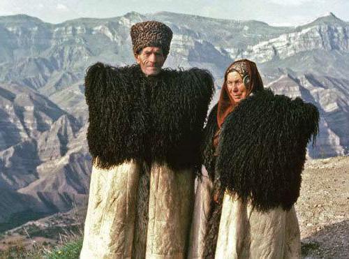 хора от Дагестан