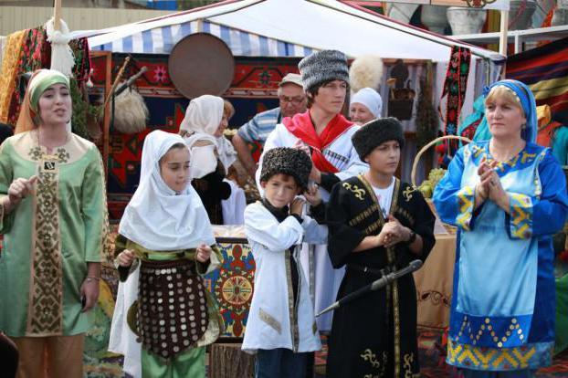жителите на Дагестан: обичаи, традиции
