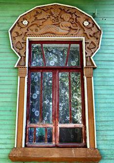 platband na oknih