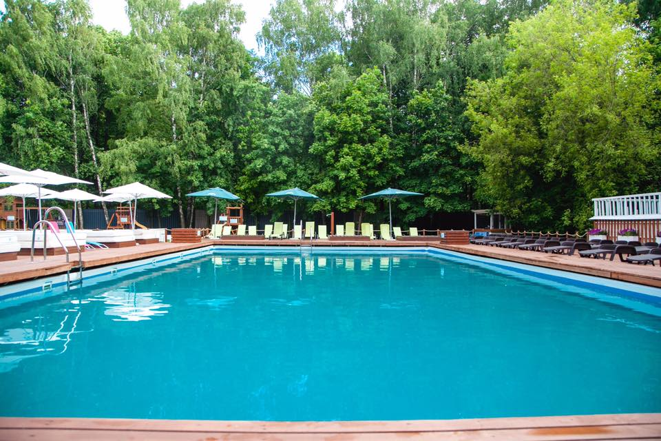 grande piscina Sokolniki