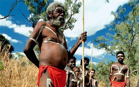 Popolazione australiana