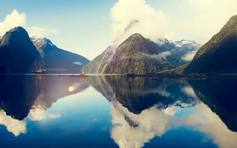 Новозеландска природа