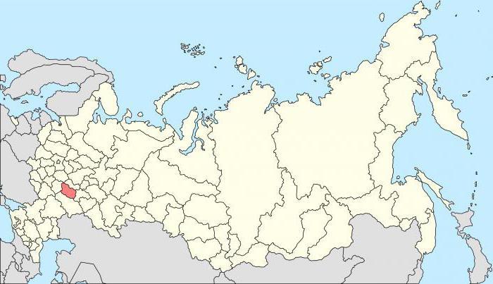 Население на Пенза