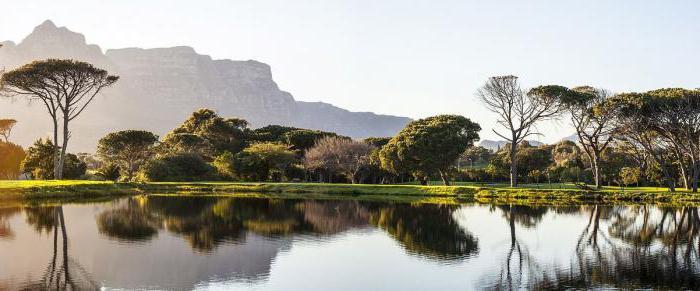 Geografia del Sud Africa