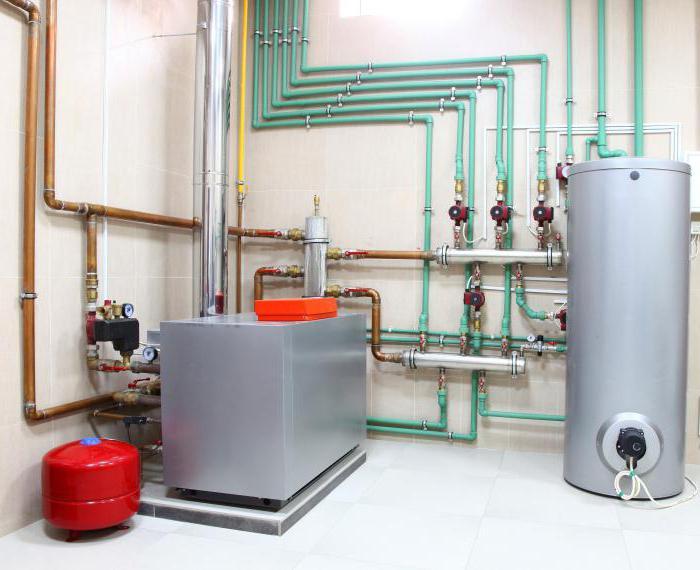Princip rada dvokružnih plinskih kotlova