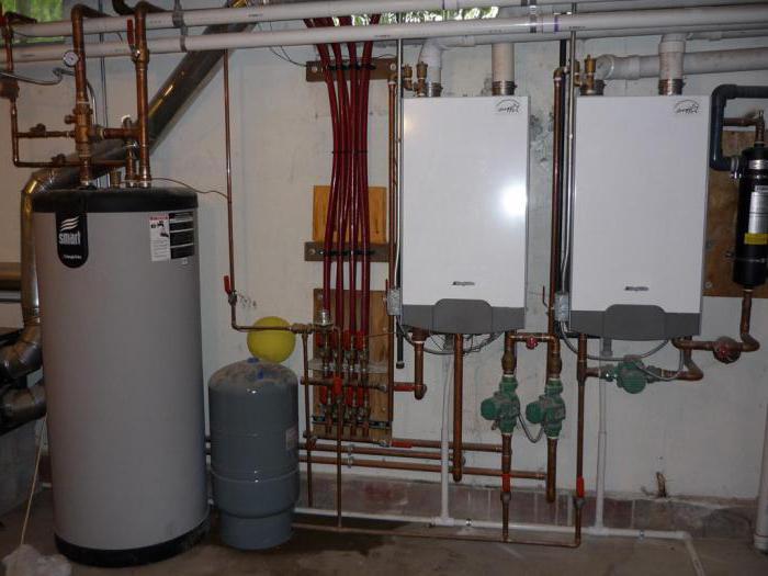 Uređaj i princip rada plinskih kotlova