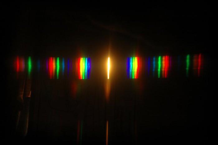 принцип на дифракция на светлината huygens fresnel