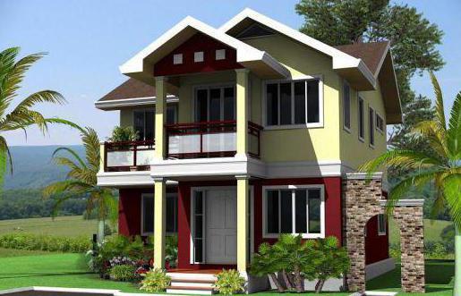 projektna hiša 6 do 8