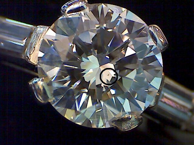 czystość diamentu