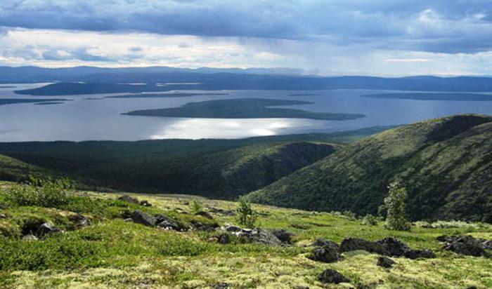 Laponski rezervat Murmanska regija