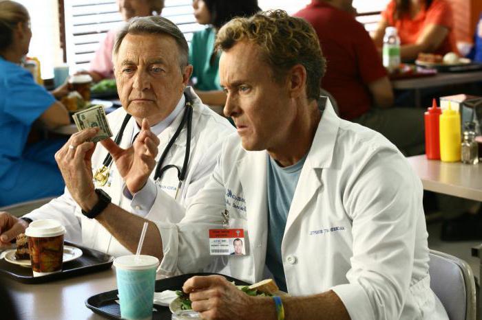 attori e ruoli della clinica