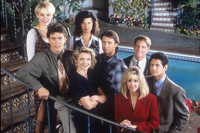Melrose Place Actors