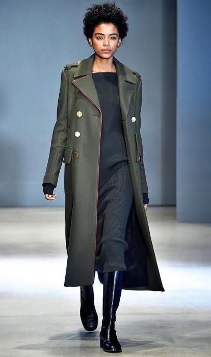 cosa indossare cappotto militare