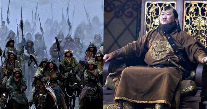 Синови Џингис Кана